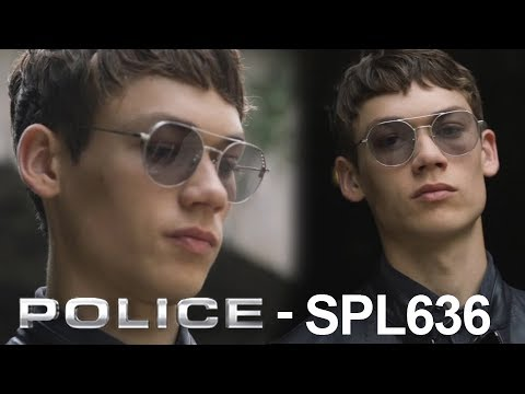 POLICE SPL636 Sunglasses Frame - Available at Selectspecs.com