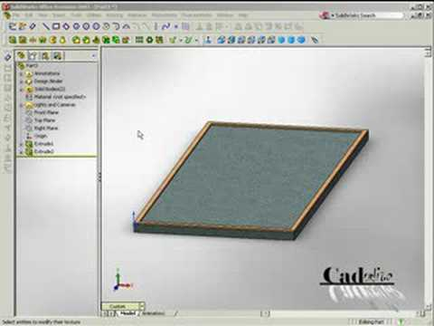 Storage Shed using Solidworks Part 1 of 4