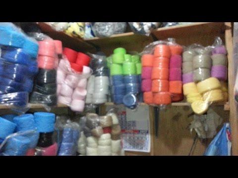Yarn Vlog 2 | Trip to Hangar Market, Baguio City