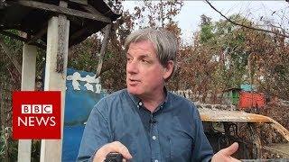 Rohingya crisis: At the scene in Rakhine state, Myanmar- BBC News