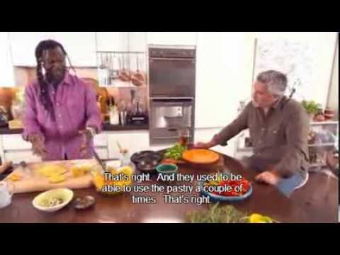 Levi's Sunshine Patties Recipe - Paul Hollywood & Levi Roots