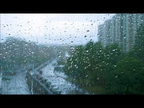 Sleep Well and Heal - Constant Heavy Rain from my window - Helps Insomnia & Anxiety