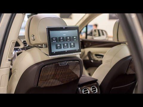 Bentley Bentayga V8 2019 Geneva Motorshow Video Download