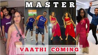 Vaathi Coming Dance Video |Master Coming |Ritesh Deshmukh |Jamie Lever|Ashwini |Vathi Coming #MASTER