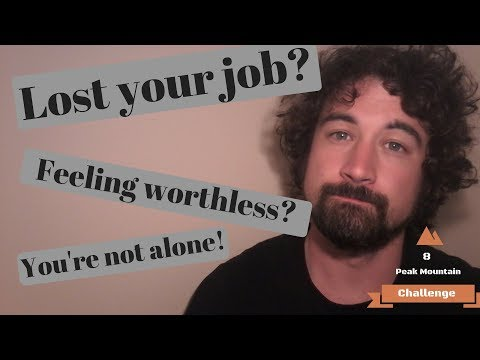 Mental health issues, losing your job and feeling worthless