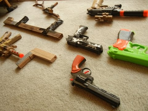 all my toy guns #2