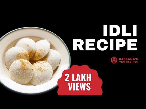 idli recipe - how to make soft idli recipe, idli recipe with rice