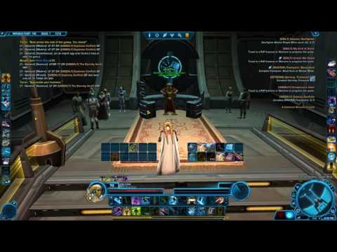 SWTOR - What's in the Collectors Edition Vendor??!!