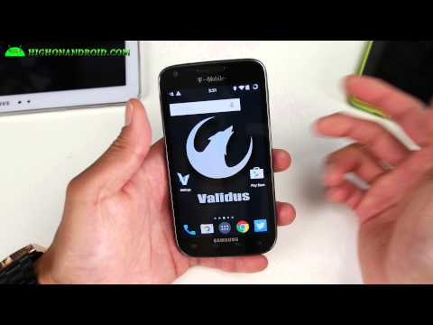 Android 5.1.1 ROM for T-Mobile Galaxy S2 SGH-T989! [Validus ROM]