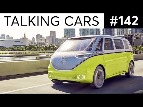 Volkswagen's Electric Lineup; 2018 Hyundai Accent   Talking Cars with Consumer Reports #142