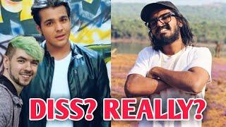 Ashish Chanchlani Diss On Emiway Bantai? Really?! | PewDiePie Vs T-Series, Jacksepticeye | Neon Man