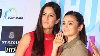 Rapid Fire With Alia Bhatt & Katrina Kaif | Must Watch
