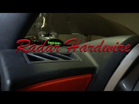 DIY Police Radar Detector Hardwire