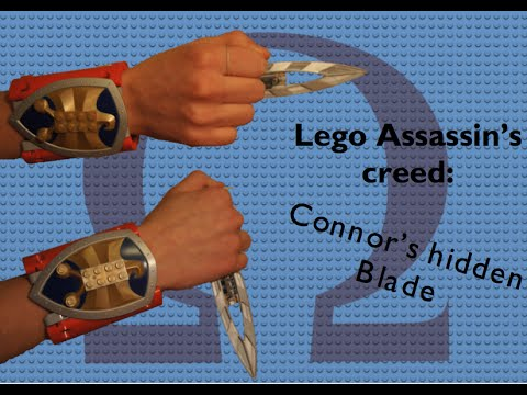 Lego Assassin's Creed : Connor's Hidden Blade