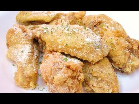 Ranch Chicken Wings - Restaurant seasoning Secrets - PoorMansGourmet
