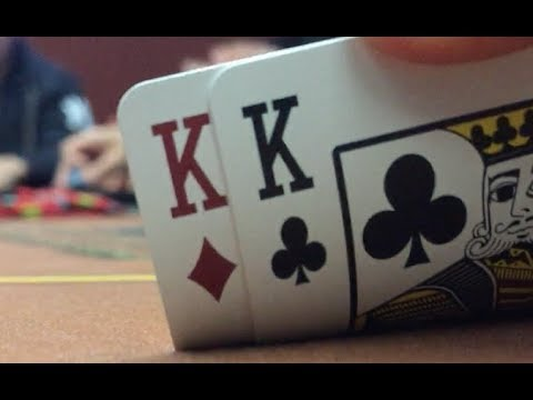 Pocket Kings In Bomb Pot! Two Flopped Sets, Two Straights, And A Huge All In!!! - Poker Vlog Ep 56