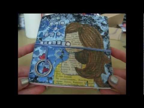 How to Make a Dos-a-Dos Book with a Cardboard Box