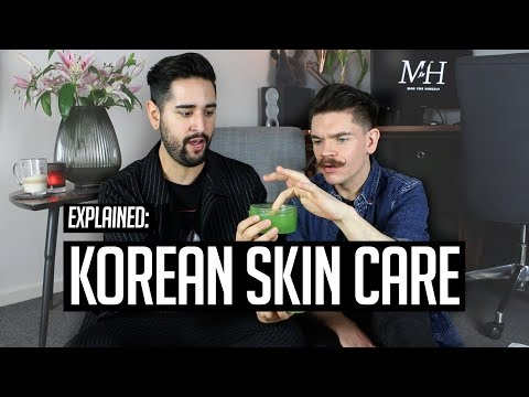 Men's Korean Skin Care Routine | 10 Steps Explained!
