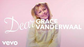 Grace VanderWaal - Dear Grace VanderWaal