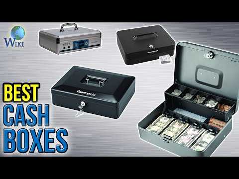 10 Best Cash Boxes 2017