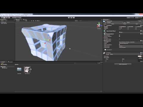 How to Export Blender Objects To Unity Quickly and Properly - QuickTip -v 2.73 beta & 4.6