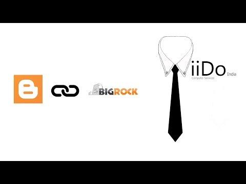 Link Domain Name to a Blog.(BigRock)
