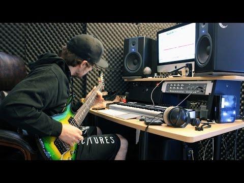 HOME RECORDING STUDIO & GUITAR COLLECTION