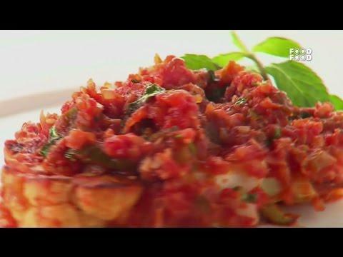 Sanjeev Kapoor Kitchen | Cauliflower Steaks Recipe | Master Chef Sanjeev Kapoor