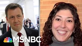 GOP Stunt To Smear Counter-Intel Expert Peter Strzok Ripe For Backfire | Rachel Maddow | MSNBC