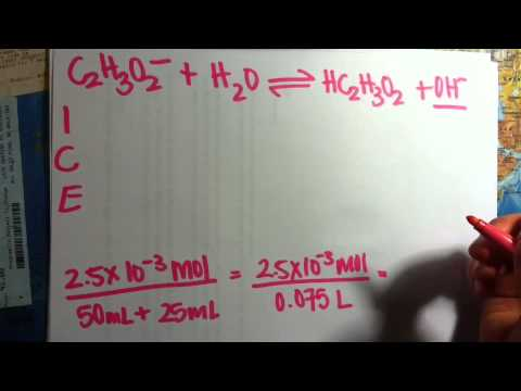 How To Find pH At Equivalence Point
