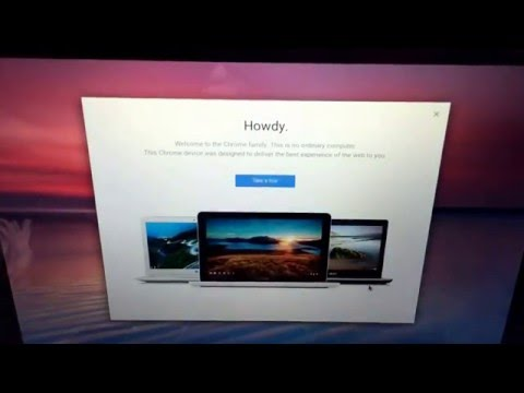 How to configure proxy settings on Asus Chromebook