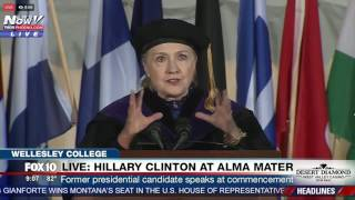 WATCH: Hillary Clinton Comments on Authoritarian Leaders Who Try to Make Up Own Facts