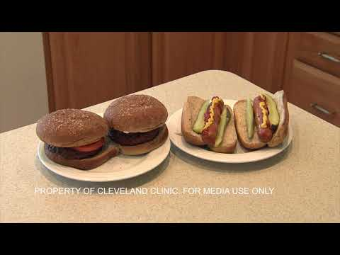 Study Links Inflammatory Diet to Colon Cancer Risk (HD)