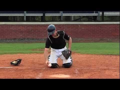Baseball Catcher  : Softball Catcher