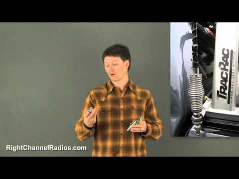 CB Antenna Spring Review - Medium, Heavy, & Pot-Belly Springs