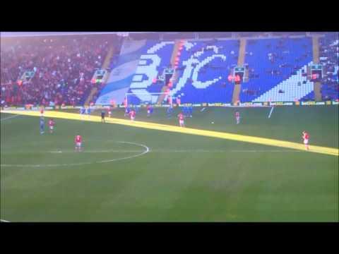 Birmingham City V Nottingham Forest 25/02/2012