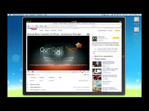 HTML5 Video on the iPad