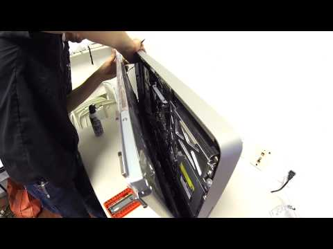 How To: iMac Disassembly Guide - Hard Disk Replacement & Screen Removal
