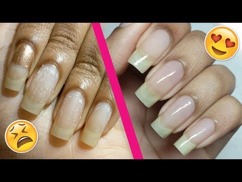 How To Buff Your Nails Like a Boss!👌😏