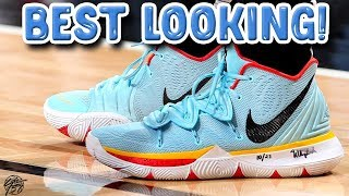 Top 10 BEST LOOKING Basketball Shoes of 2018!