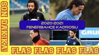 2021 MODEL FENERBAHÇE! DEV OYUNCULAR KADRODA!