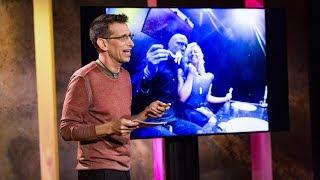 "The search for ""aha!"" moments | Matt Goldman"