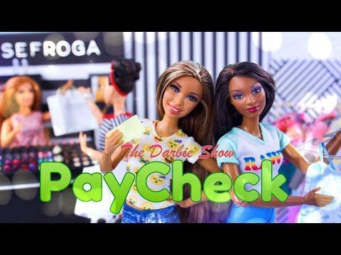 The Darbie Show: PayCheck