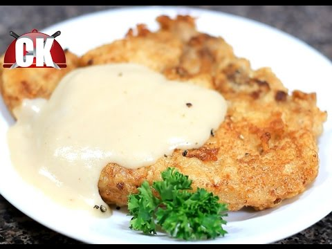 How to make Fried Pork Chops and Creamy Gravy