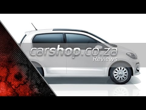 Volkswagen Up Review - Carshop Drive #4