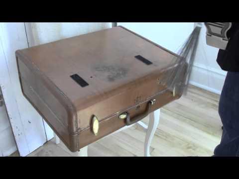 Suitcase Drum
