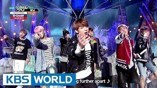 [Music Bank K-Chart] 4th Week of February - BTS, TWICE (2017.02.24)