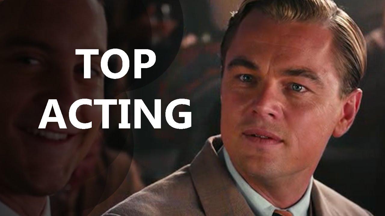 3 minutes of Leonardo DiCaprio's terrific acting