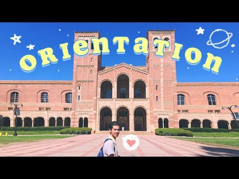 College Orientation Week ⏰ (Vlog.21)