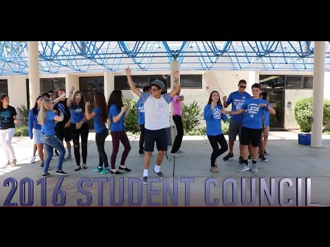 Best Student Council Video 2016